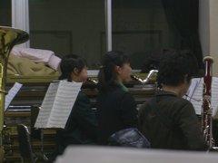 中学生と合奏!