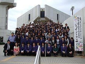 銚子市立銚子高等学校制服画像